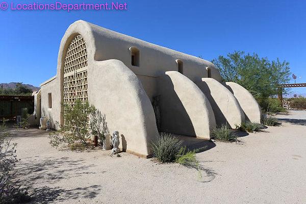 Desert 722 Architectural
