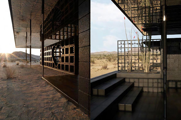 Desert 716 Eclectic Home
